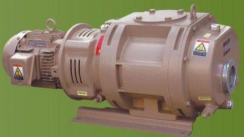 干式真空泵压力不足时如何处理