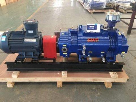 螺杆真空泵的厂家供电方式